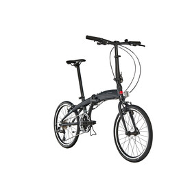 Ortler London Race vouwfiets, zwart